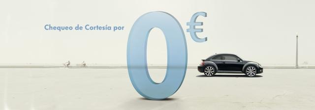 CHEQUEO 0 EUROS