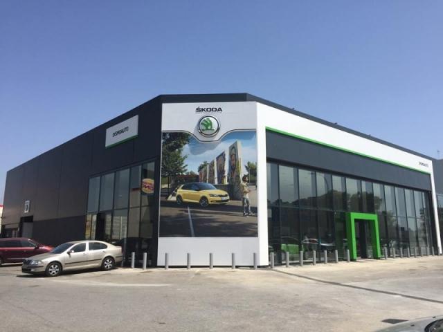 ¡Nos transladamos! Visita el nuevo concesionario Dismoauto Skoda en Málaga