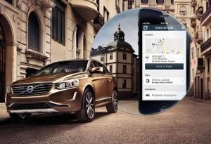Volvo On Call, controla tu coche desde el smartphone