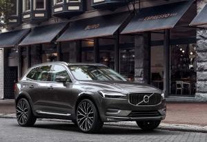 El nuevo Volvo XC60 gana el prestigioso premio North American Utility of the Year de 2018