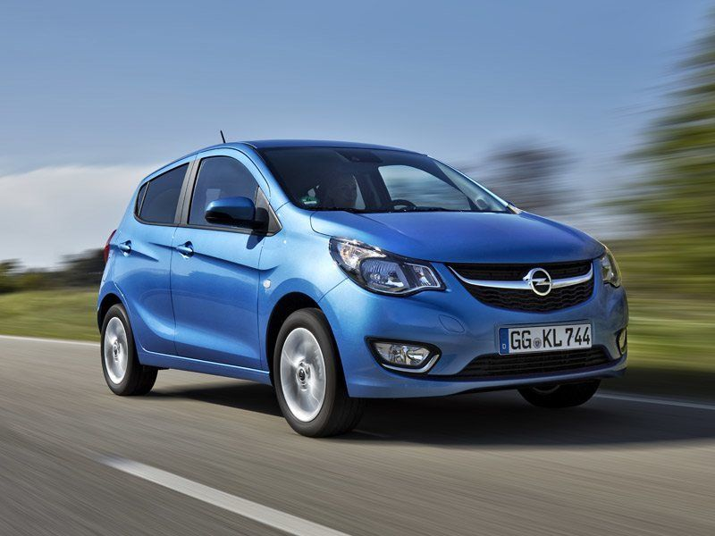 El nuevo Opel KARL cumple todos los objetivos: pequeño, razonable y referente
