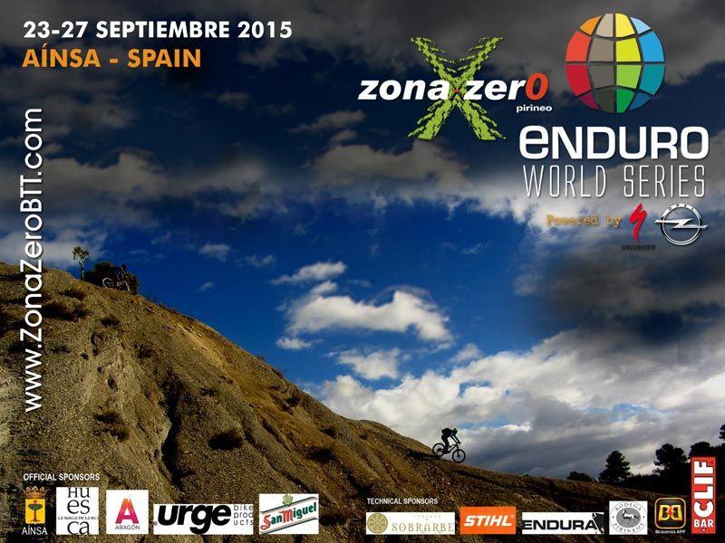 Opel y Specialized patrocinadores de las Enduro World Series Aínsa Zona Zero 2015
