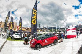 "Opel y su sistema FlexFix vehículo oficial de ""Test the Best"""