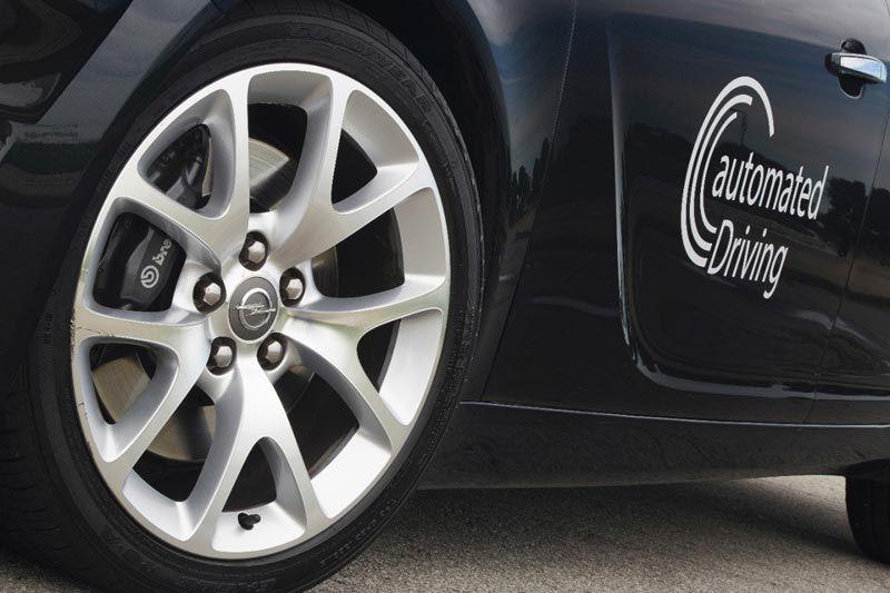 """Opel se une a la iniciativa """"Ko-HAF"""" por una conducción cooperativa completamente automatizada"""