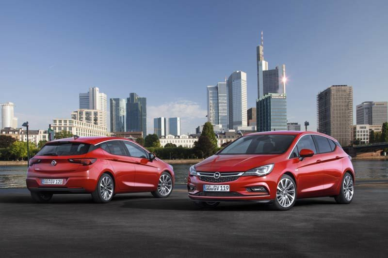 El futuro de la clase compacta: nuevo Opel Astra y OnStar Opel en la 66ª edición del Salón Internacional de Automóvil (IAA) de Frankfurt
