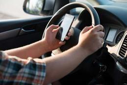 ¿Usas el móvil cuando conduces?