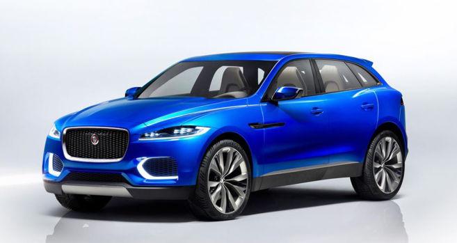 Presentación del nuevo Jaguar F Pace