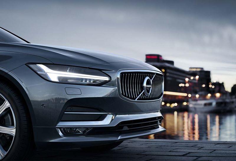 Presentamos el nuevo Volvo S90