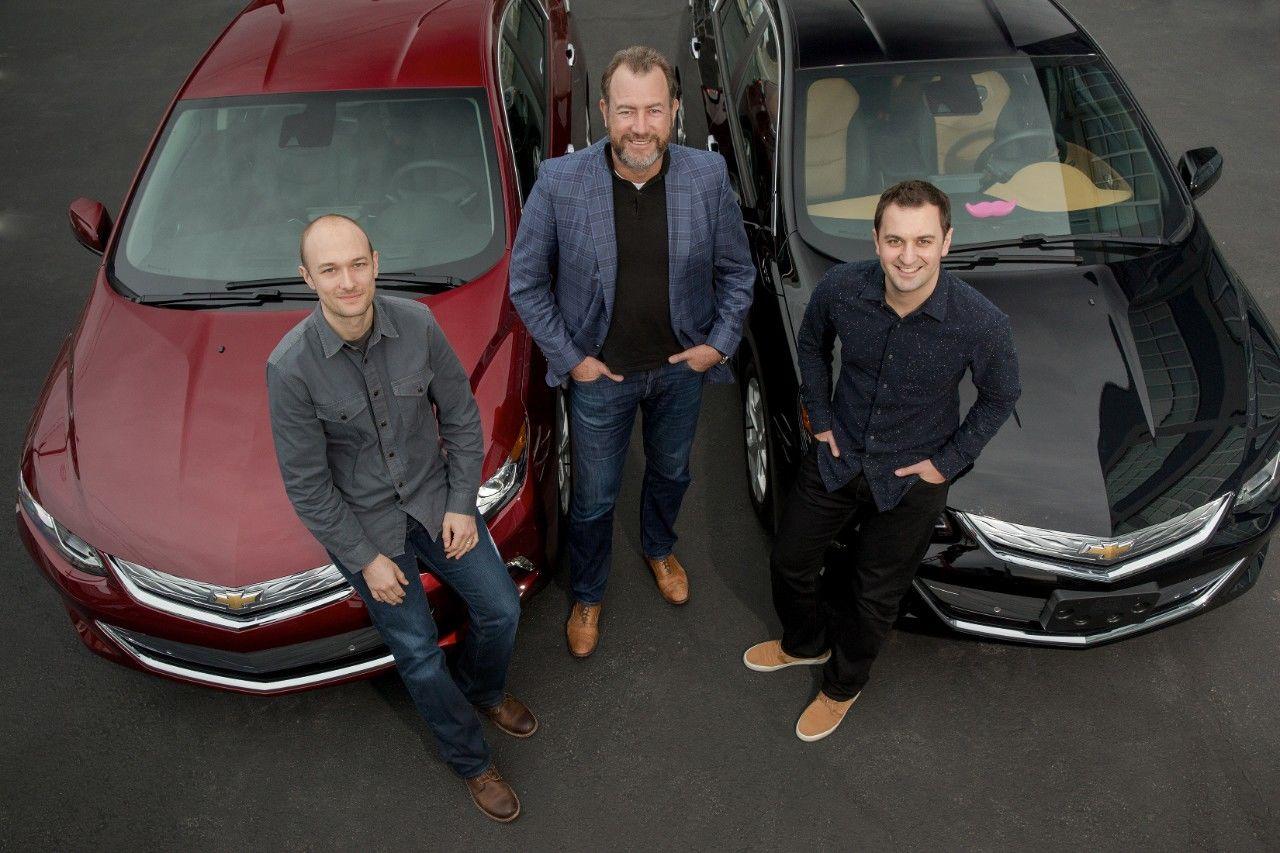 GM y Lyft construirán el futuro de la movilidad