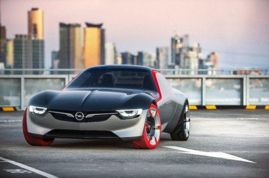 Concepto Opel GT: así serán los deportivos del futuro