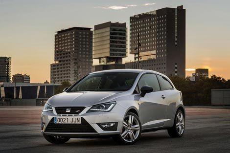 Nuevo SEAT Ibiza CUPRA: Más potencia, más emociones y más accesible