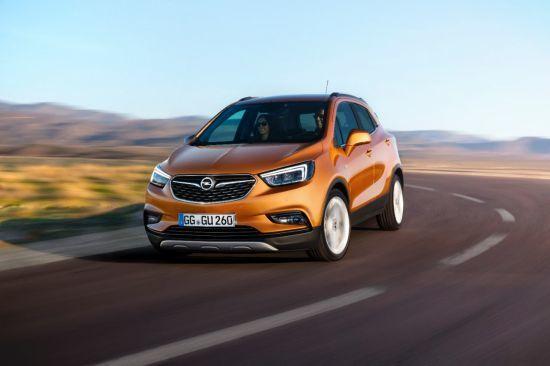 Nuevo Opel Mokka X con más espíritu aventurero