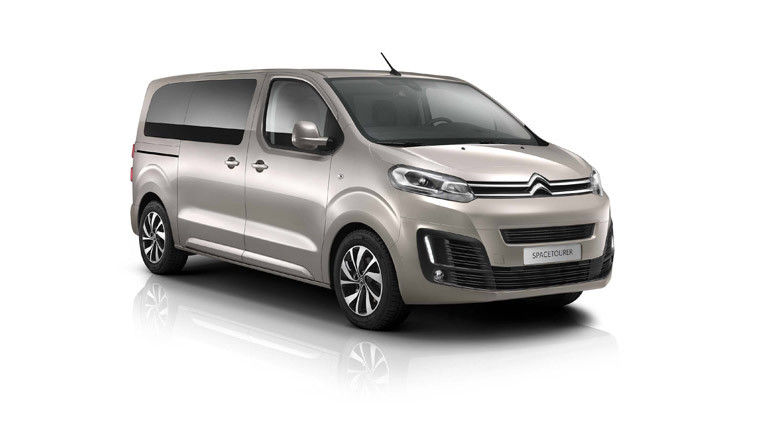 "CITROËN SPACETOURER: ""UNLIMITED LIFE*"""