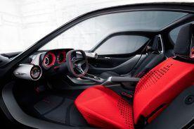 El Concepto Opel GT muestra un interior visionario