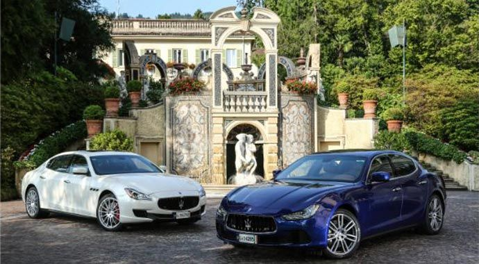 THE MASERATI LIFESTYLE JOURNEY