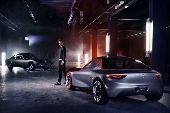 Vídeo de presentación del Concepto Opel GT: más que un sueño