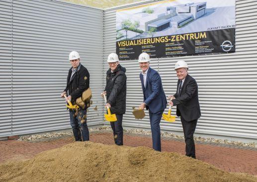 Opel invierte 11 millones de euros en su Centro de Diseño