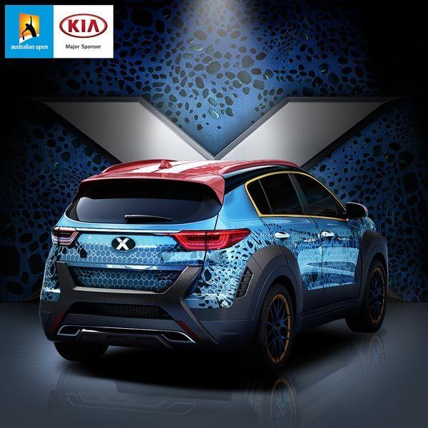 """Un nuevo Kia Sportage inspirado en X-Men, avance de """"Apocalipsis"""""""