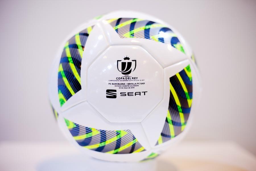 SEAT, patrocinador oficial de la Final de la Copa de SM El Rey