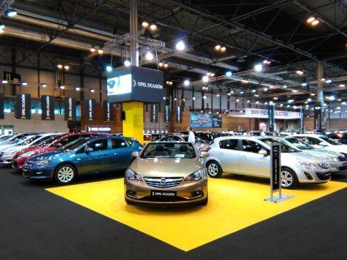 Opel amplía su presencia en el Salón del Vehículo de Ocasión de Madrid
