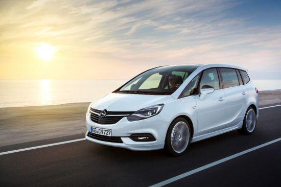 Nuevo Opel Zafira: el salón sobre ruedas conectado