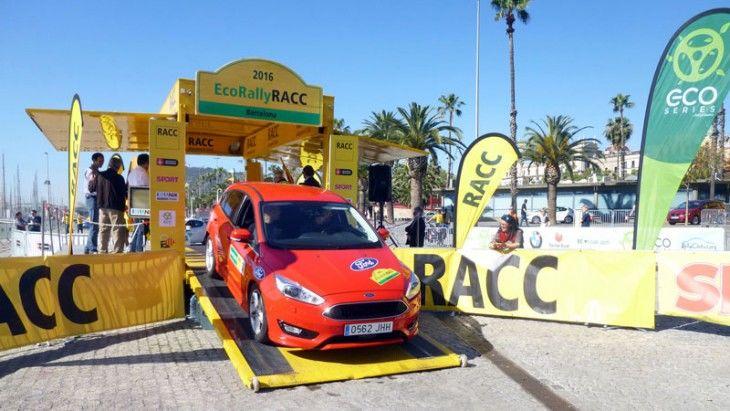 Focus, Kuga y Ranger triunfan en las competiciones 'Eco'