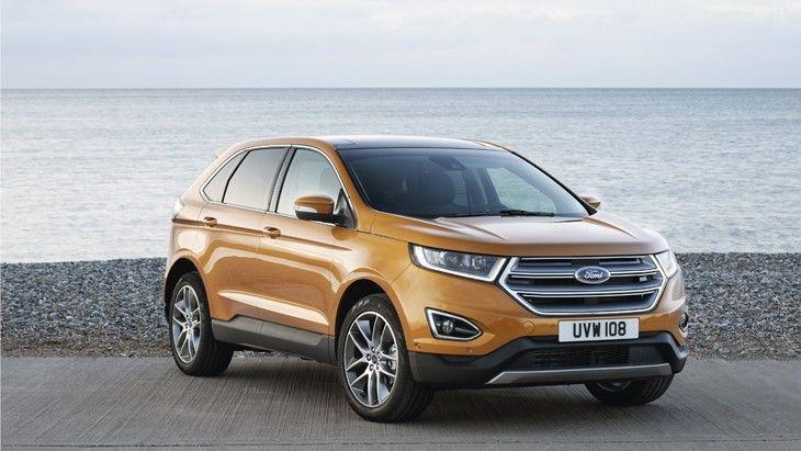 Nuevo Ford Edge, el coloso 'Made in USA' llega a Europa