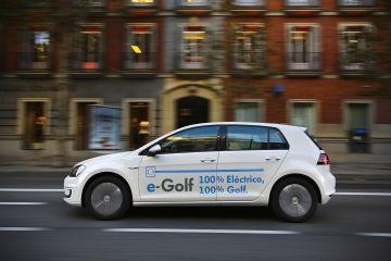 LA ELECTROMOVILIDAD DE VOLKSWAGEN DESEMBARCA EN MADRID CON FERIA VEM 2016