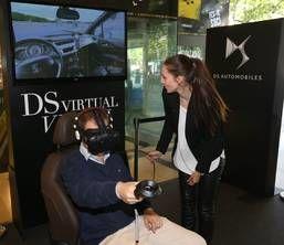 LA EXPERIENCIA DS VIRTUAL VISION DESEMBARCA EN ESPAÑA