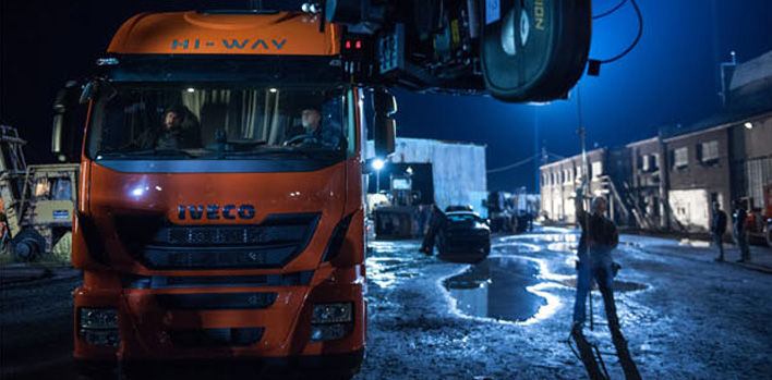 Iveco Stralis en la película Batman vs. Superman