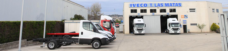 Iveco refuerza su servicio postventa en la comarca del Bajo Llobregat con Talleres Las Matas