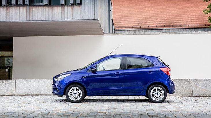 Cómodo, funcional, innovador… Descubre el Nuevo Ford KA+