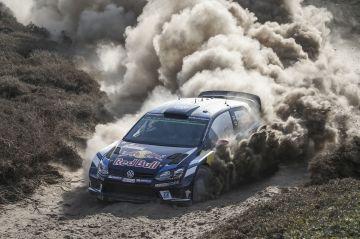 VOLKSWAGEN AMPLIA SU VENTAJA EN EL WRC CON UN DOBLE PODIO