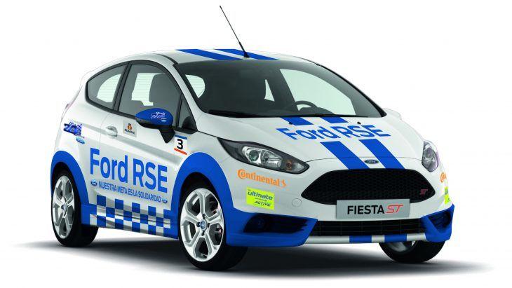 Ya está todo preparado para el banderazo de salida de las 24 Horas Ford 2016