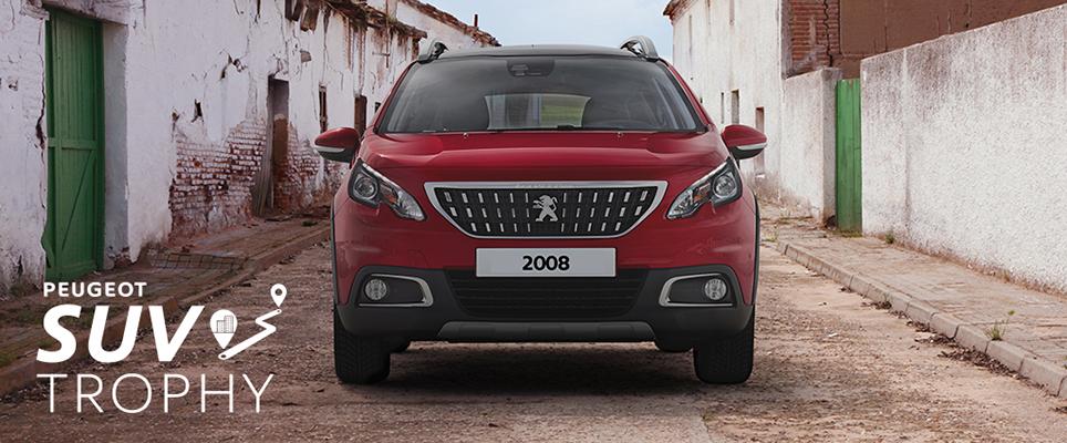 #ESTOESUNSUV, nueva filosofía de vida de Peugeot