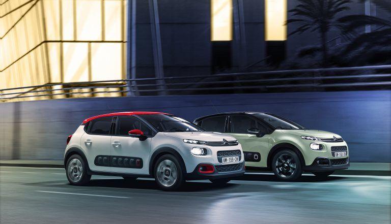 NUEVO C3: la nueva ofensiva de Citroën