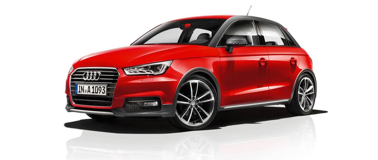 Nueva edición especial Active Kit para la gama Audi A1