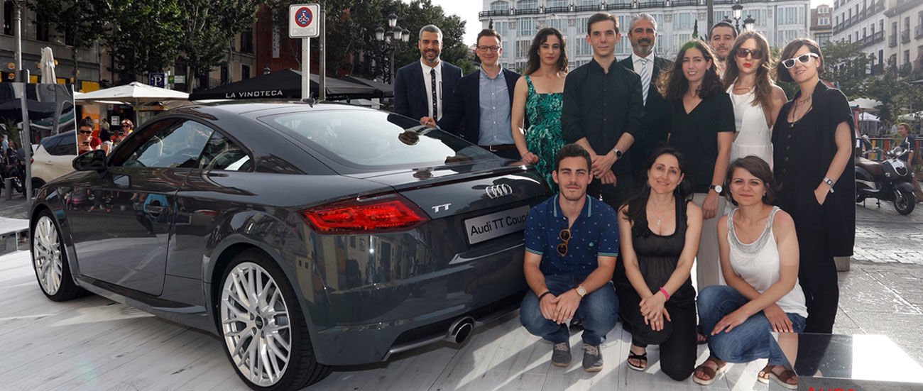 Se desvelan los ganadores de los premios Audi Innovative Design Talent 2016