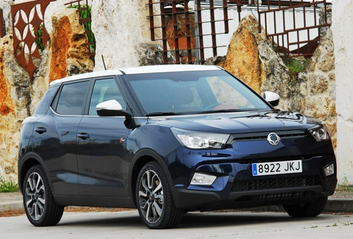SsangYong Tivoli D16T 4×4 Aut: con mucha personalidad