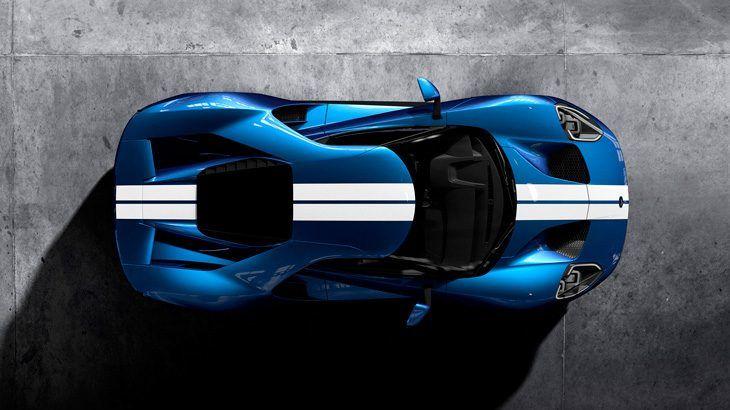 La producción del Ford GT se amplía dos años más