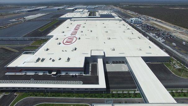 Apertura oficial de la planta de Kia México