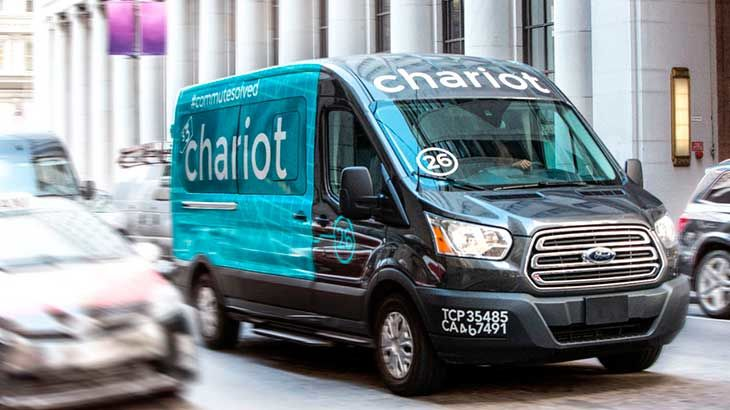 GoBike y Chariot, dos innovadoras soluciones para el fin de los atascos