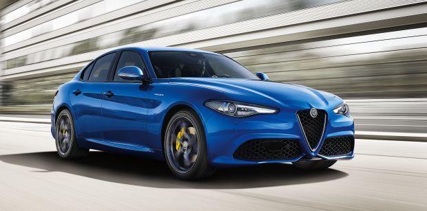 Alfa Romeo en el Salón Internacional del Automóvil de París