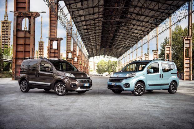 Nuevo Fiat Qubo: un turismo que destaca por su carácter original, funcional y dinámico