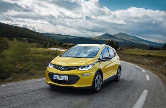 El Grupo Opel y el nuevo Ampera-e premios AUTOBEST 2016.