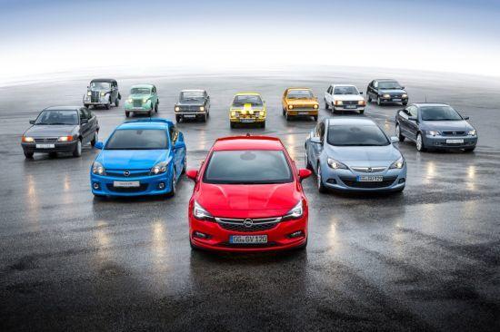 Los compactos de Opel cumplen 80 años con el aniversario del Kadett.