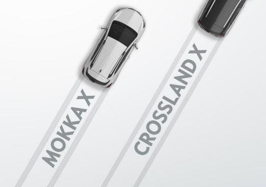Opel llamará Crossland X a su nuevo crossover.