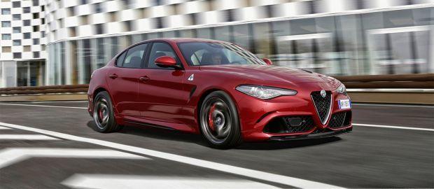 """""""Volante de Oro"""": el Alfa Romeo Giulia es el coche más bello de 2016"""
