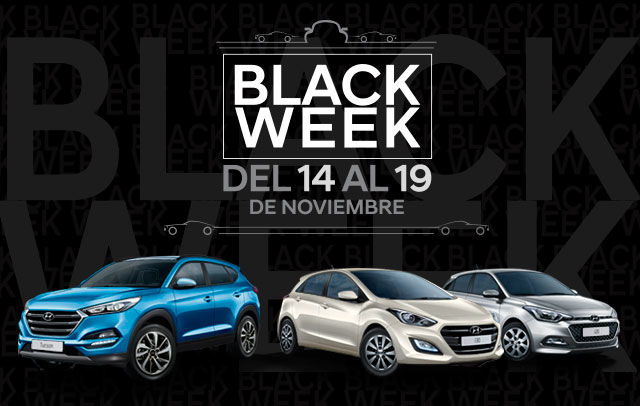 BLACK WEEK DE HYUNDAI