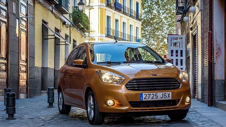 Ka+, el pequeño gran revolucionario de Ford